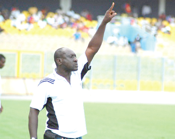 Aduana Stars coach Yusif Abubakar NOT giving up on qualification dream