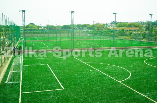 Ultra modern Zulka Sports Arena set for big opening in Accra