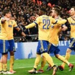 Champions League: Kwadwo Asamoah's Juventus draw holders Real Madrid in quarter-finals