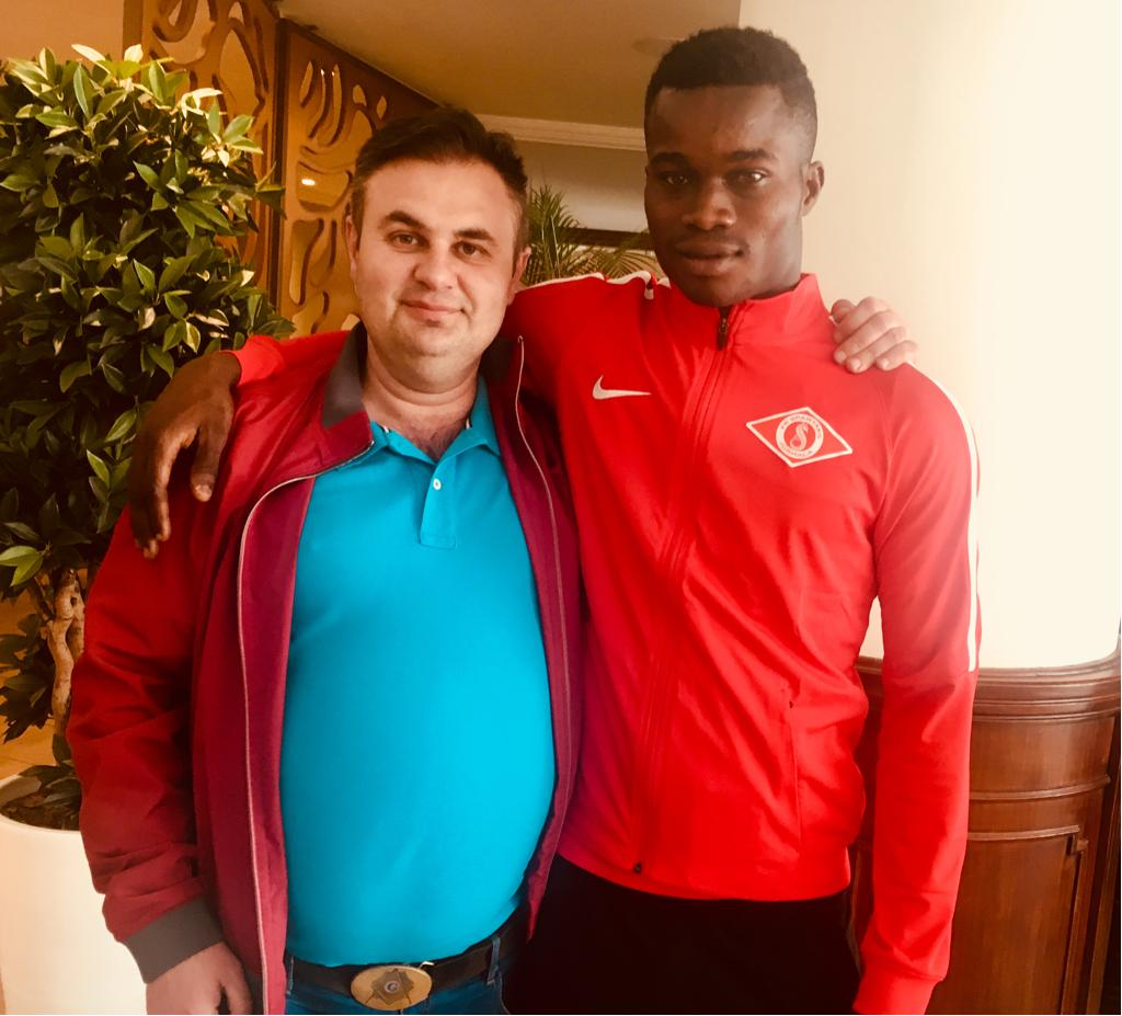 Spartaks Jurmala-bound Kojo Obeng Jnr set for Hearts of Oak short deal