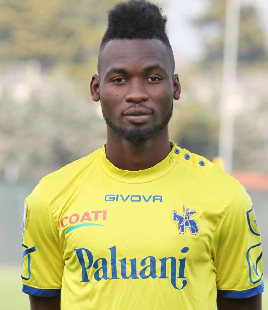 EXCLUSIVE: Chievo Verona loan teen Eyram Leveh to Virtus Verona