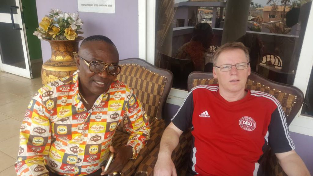 John Christiansen hails fantastic relationship with Akunnor; eyes better season for AshantiGold