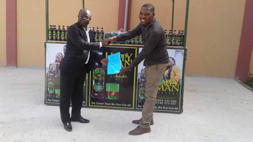 Happy Man Bitters CEO reiterates desire to sponsor ALL 16 GPL clubs