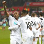 Andre Ayew promises 'more big performances' after helping Swansea beat West Ham