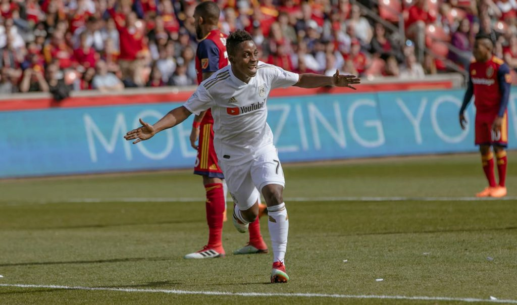 Talented Ghana star Latif Blessing insists on switching nationality to play for USA