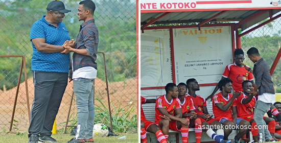 Defender Osei Agyemang bids farewell to Kotoko after completing AshantiGold switch