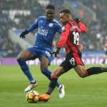 Leicester City boss bemoans Daniel Amartey injury in Bournemouth draw