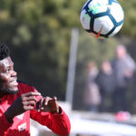 Thomas Partey named in Atletico Madrid's squad to face Deportivo La Coruna