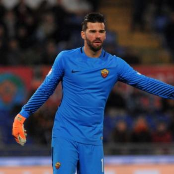 AS ROMA - A new, unexpected suitor for ALISSON