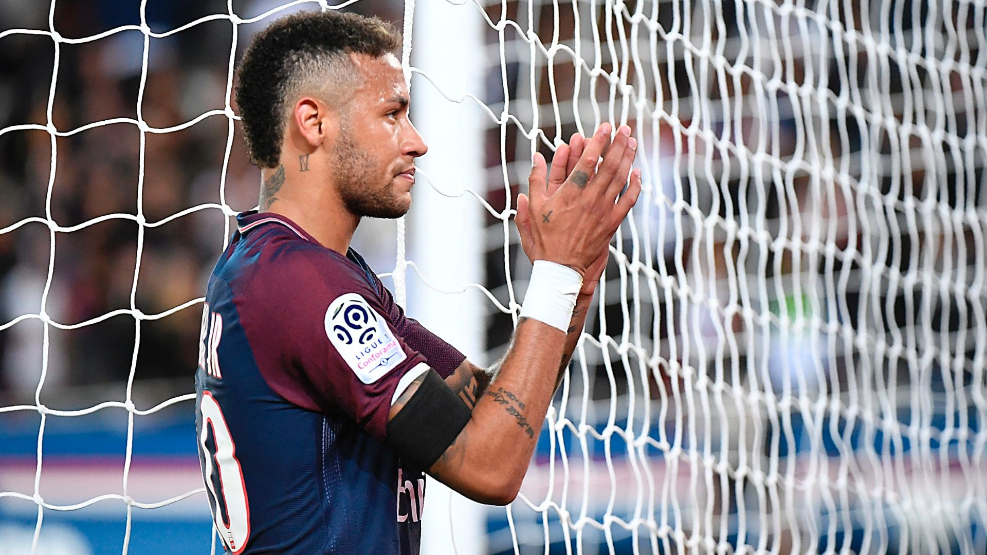 Neymar 'has a future' at PSG, father says