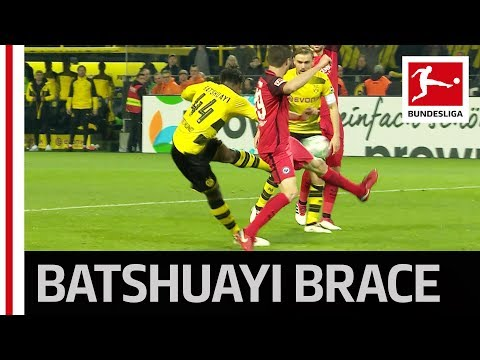 Pulisic Assists and Batshuayi Goals - Stoppage-Time Drama in Dortmund