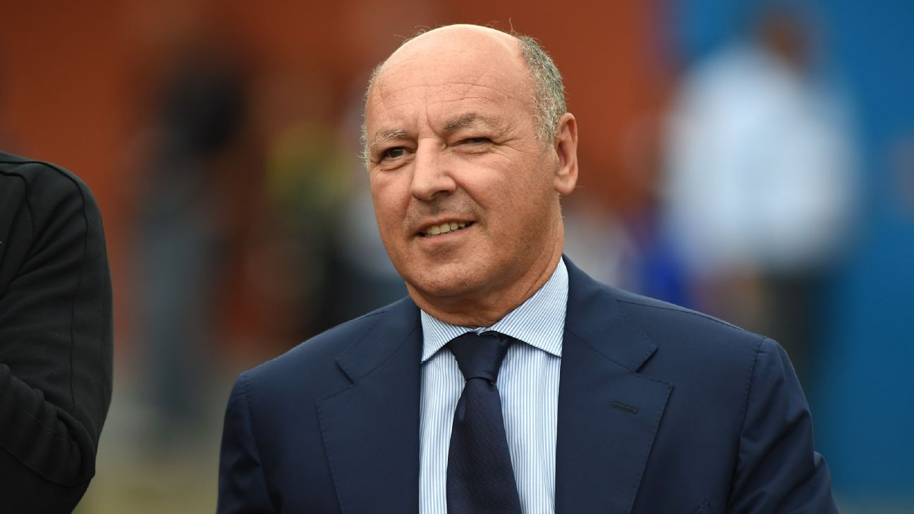 Beppe Marotta: Italian FA presidency a dream but I'm not finished with Juventus