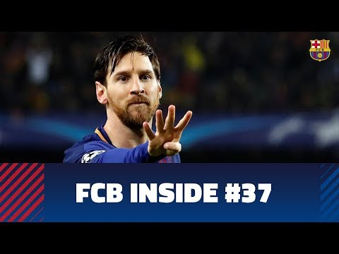 The week at FC Barcelona #37