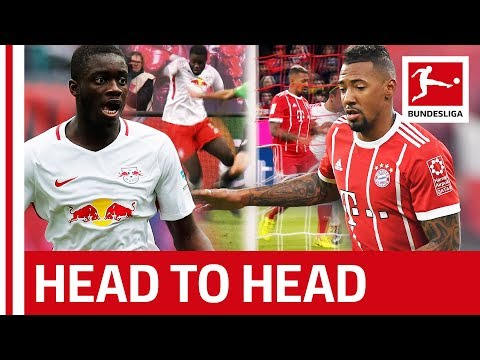 Video: Upamecano vs. Boateng - Top Defenders Head-to-Head