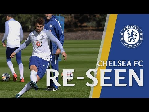 MORATA LOOKING SHARP IN TRAINING | CHELSEA RESEEN