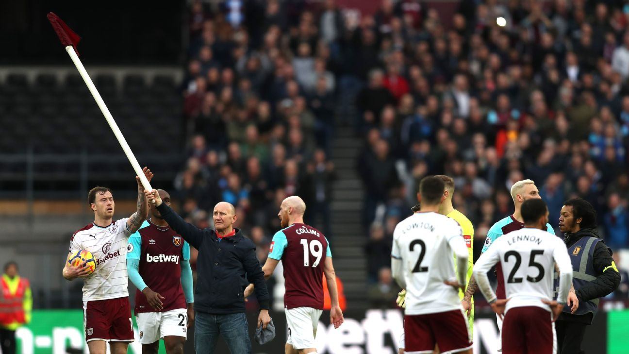 West Ham United vice-chairman Karren Brady apologises for unrest