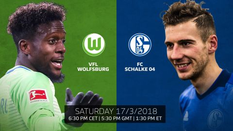 Wolfsburg vs. Schalke: LIVE build-up! Can Divock Origi inspire his Wolfsburg side to a vital win over high-flying Schalke? vor 2 Stunden