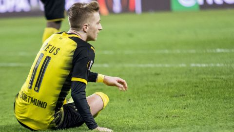 Dortmund vs. Hannover: Team news Marco Reus was substituted with a thigh problem on Thursday and may be a doubt for Hannover's visit. vor 2 Stunden
