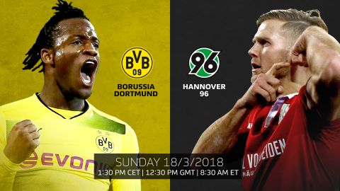 Dortmund vs. Hannover: LIVE build-up! Michy Batshuayi is looking to continue his goalscoring heroics against Hannover on Sunday. vor 2 Stunden