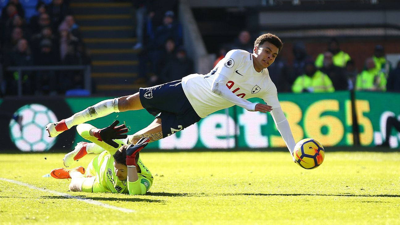 Tottenham's Dele Alli on diving: 'Nobody wants to be labelled as a cheat'