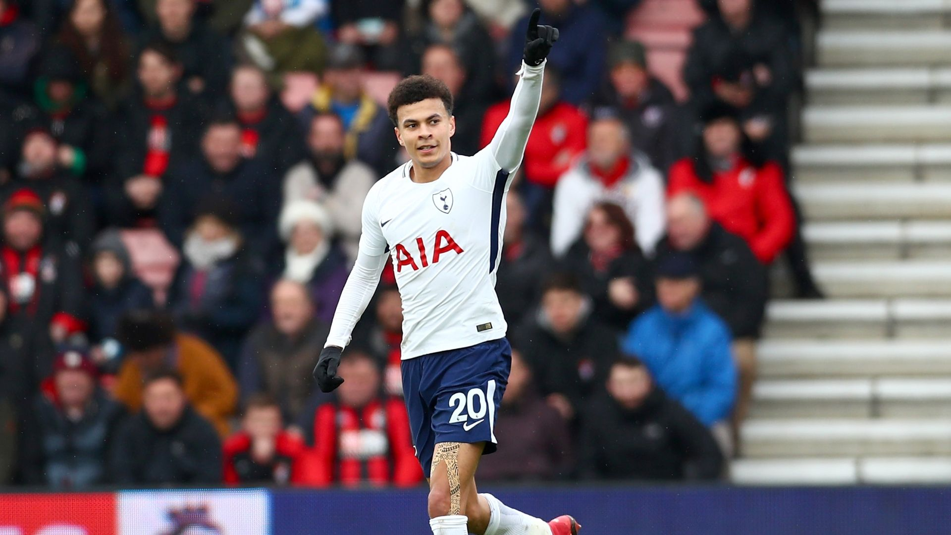 Tottenham's Alli on diving: I am not a cheat