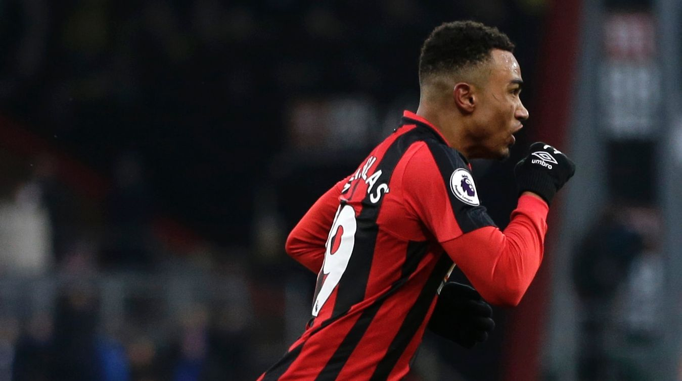 Cenk Tosun scores twice for Everton; Bournemouth edge West Brom late