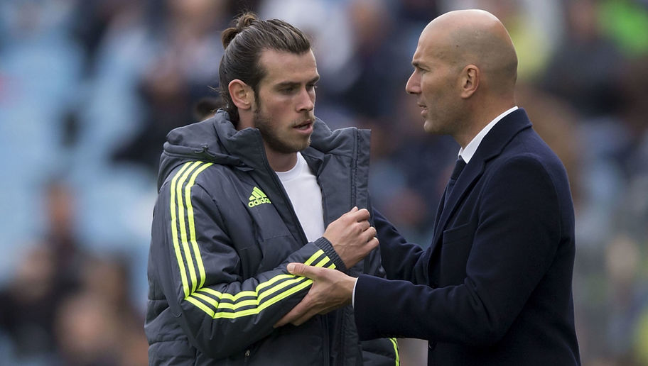 Zinedine Zidane Insists Real Madrid Star Is 'Happy' Despite Recent Omissions From First Team