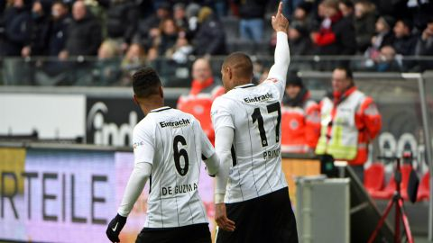 Boateng eyes Eintracht in Champions League Kevin-Prince Boateng believes Eintracht Frankfurt have chance of Champions League qualification. vor 2 Stunden