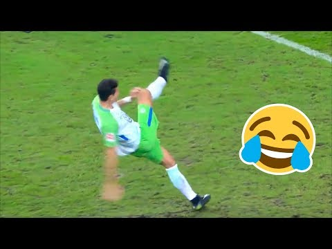 New New Comedy Football 2017/18 ● Epic Fails, Bloopers, Bizzare, Funny Skills ● HD