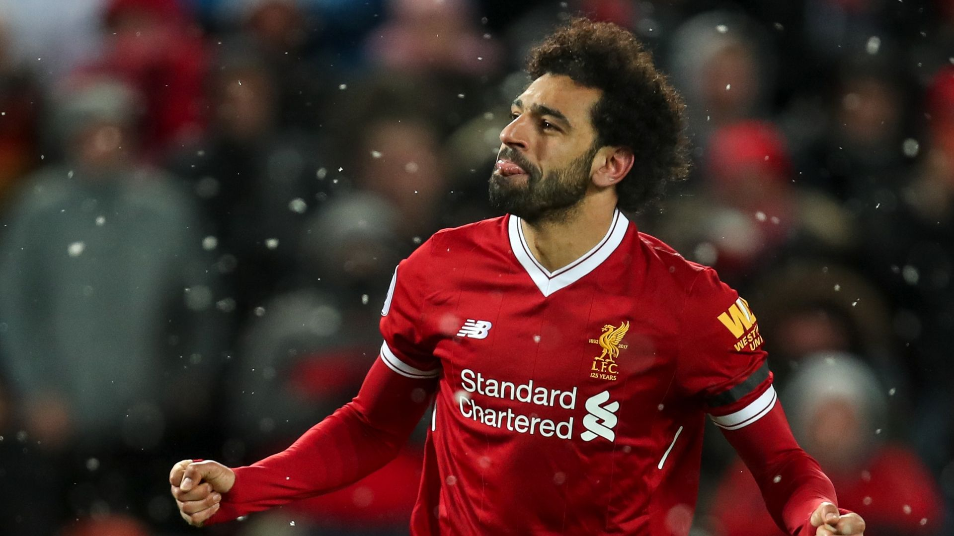 Salah 'on the way' to Messi's level - Klopp