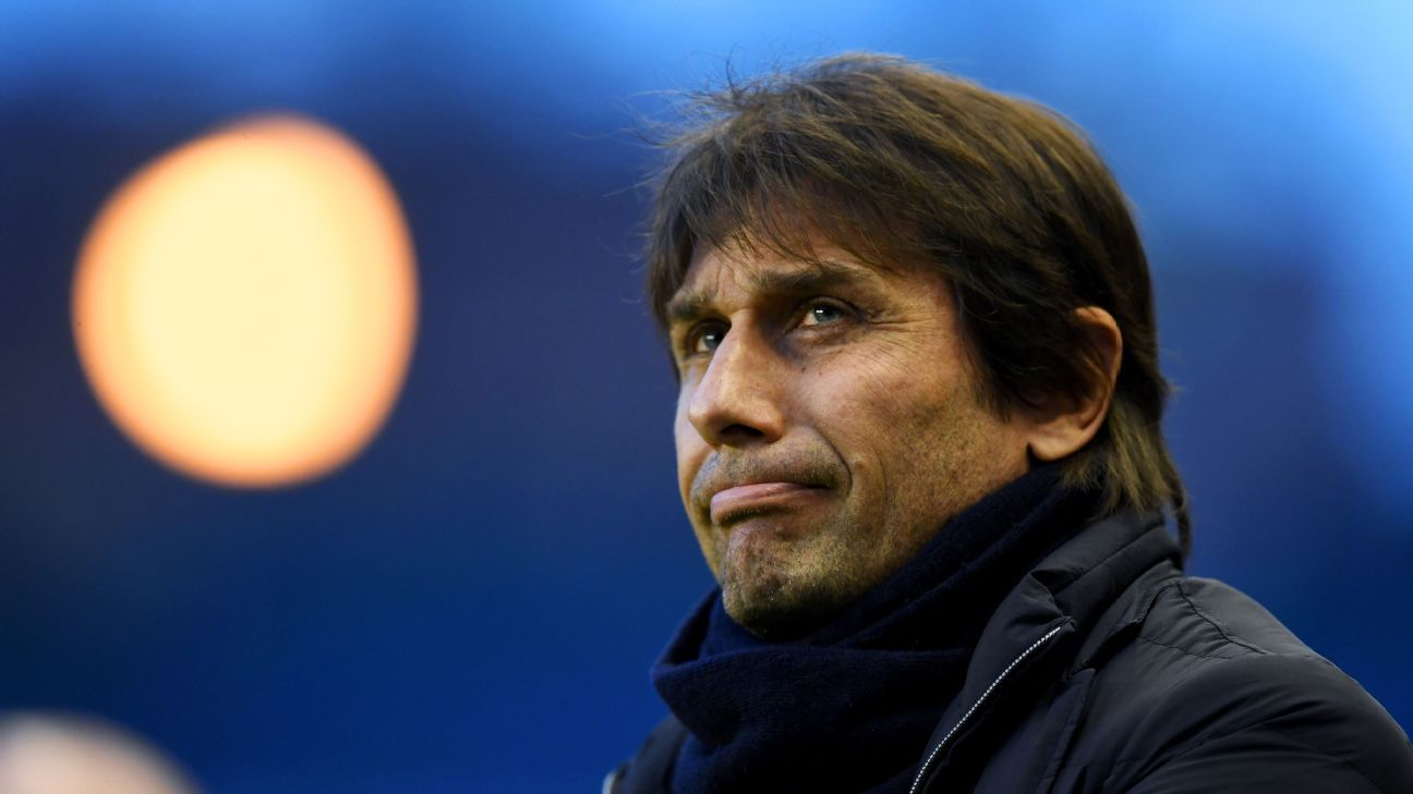 Chelsea can't match last season's '130 percent' performance - Antonio Conte