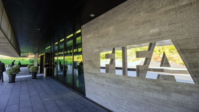 FIFA clearly exceeding 2017 budget and expecting to beat target for full cycle b...