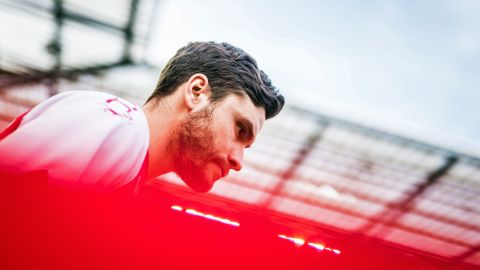 The curious case of Jonas Hector Cologne's humble left-back could be a Bundesliga 2 player by the time the World Cup rolls around. vor 2 Stunden