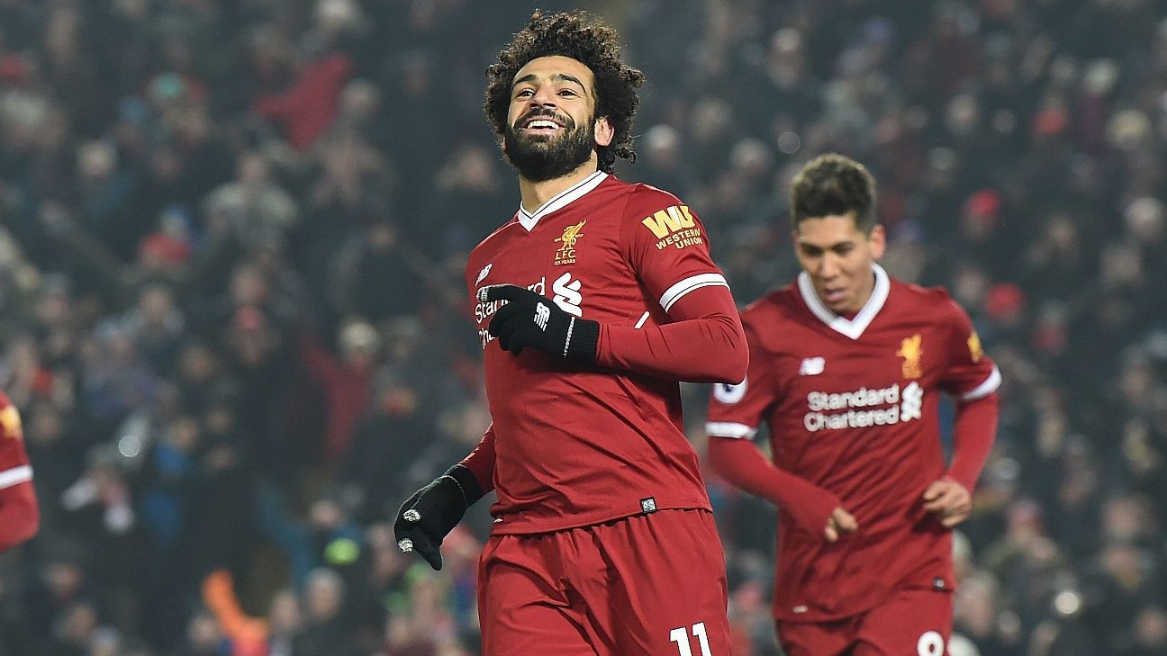 Mohamed Salah: Liverpool capable of winning Premier League next season
