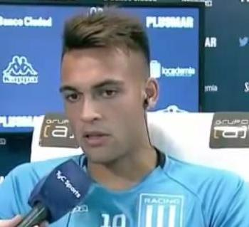INTER MILAN - Many clubs trying to hijack Lautaro MARTINEZ\'s move in