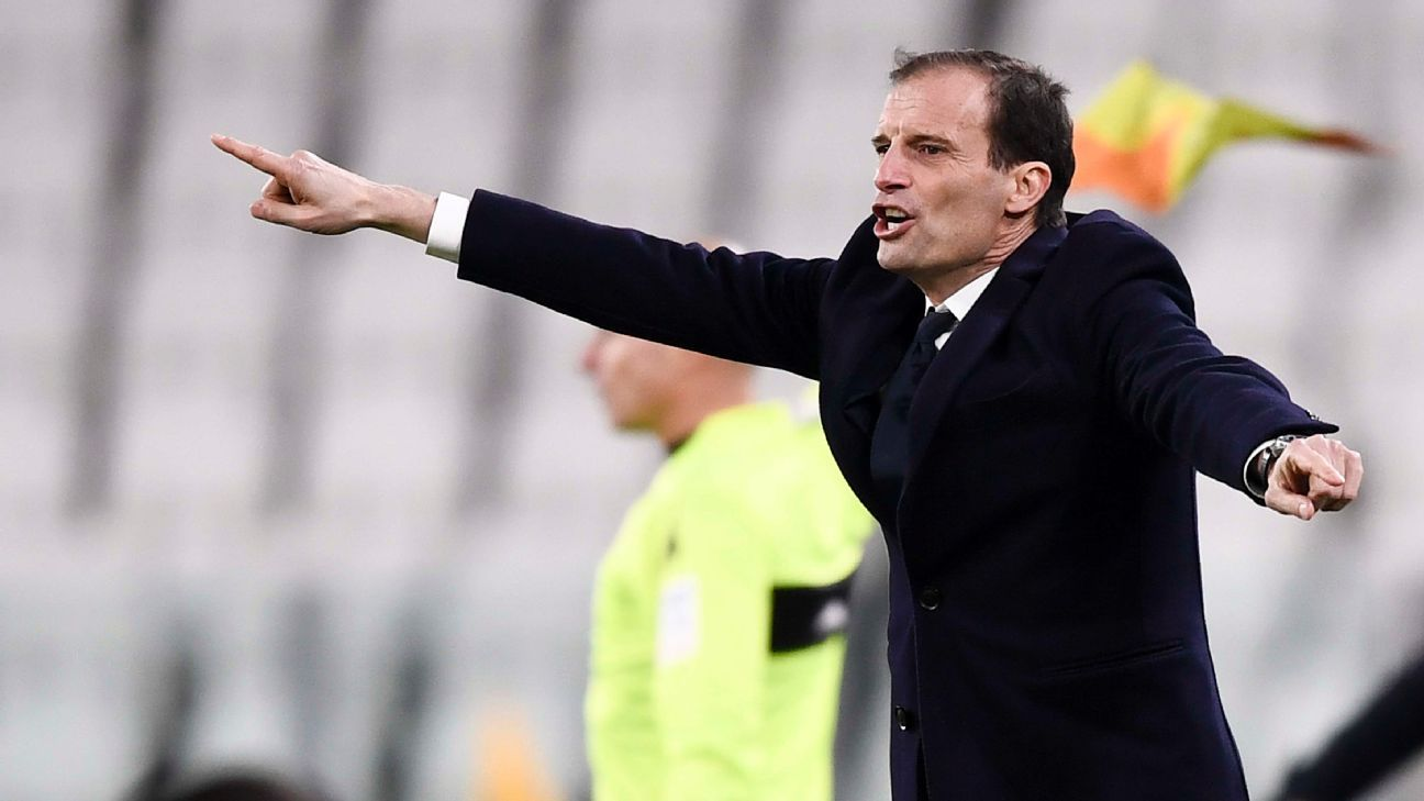Max Allegri will not be leaving Juventus for PSG - Giuseppe Marotta