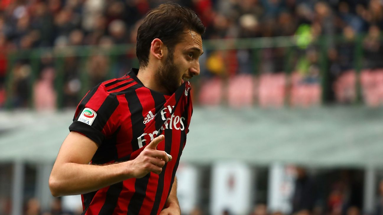 Summer signings Hakan Calhanoglu, Andre Silva come through for resilient Milan
