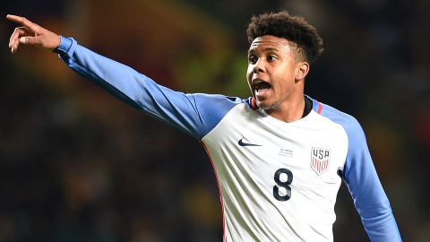 McKennie in USA squad Schalke's Weston McKennie has been called up to the USMNT for the international break. vor 2 Stunden