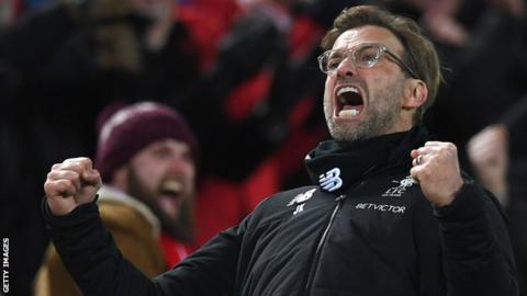 Klopp pumps up the volume, and Salah could eclipse Drogba - the weekend's best stats