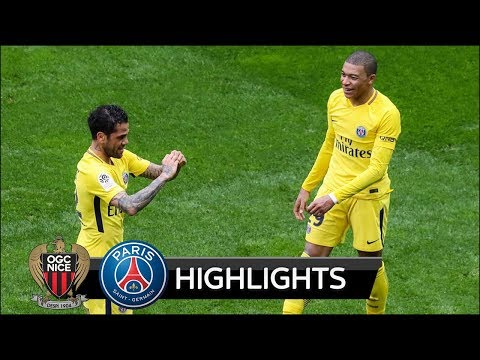 Nice vs PSG 1-2 - All Goals & Extended Highlights - 18/03/2018 HD