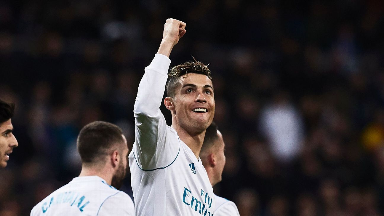 Cristiano Ronaldo 'scores goals, and always will' - Zinedine Zidane