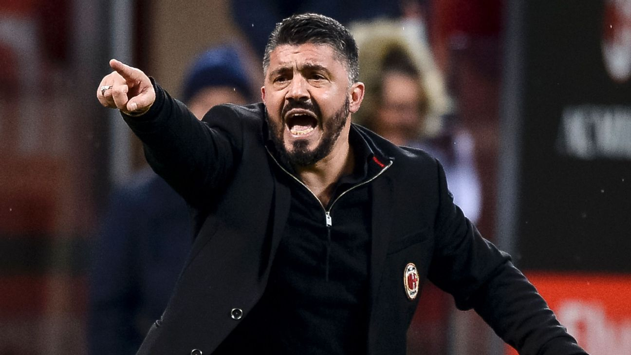 AC Milan CEO willing to open Gennaro Gattuso contract talks