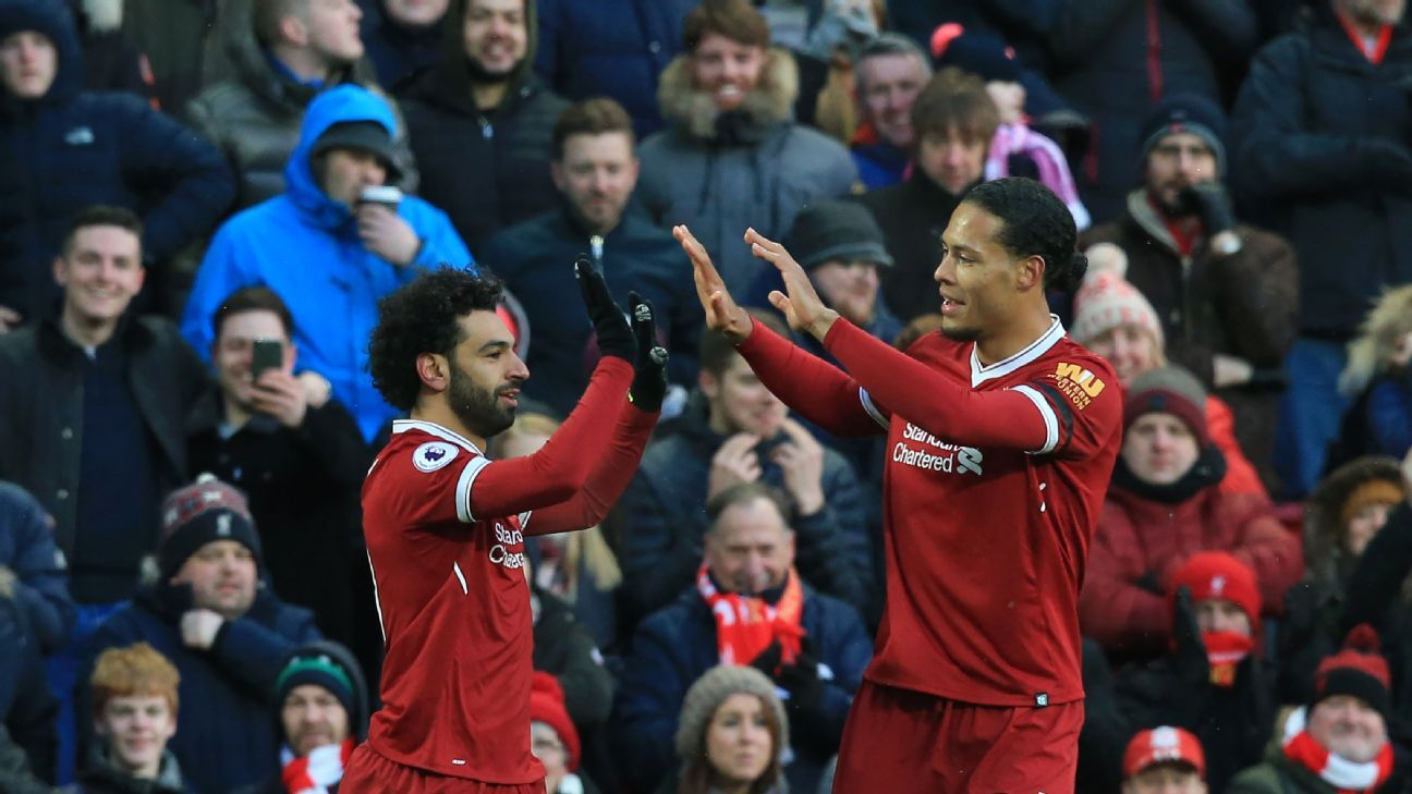 'Superstar' Mohamed Salah can't be compared to Luis Suarez - Jordan Henderson
