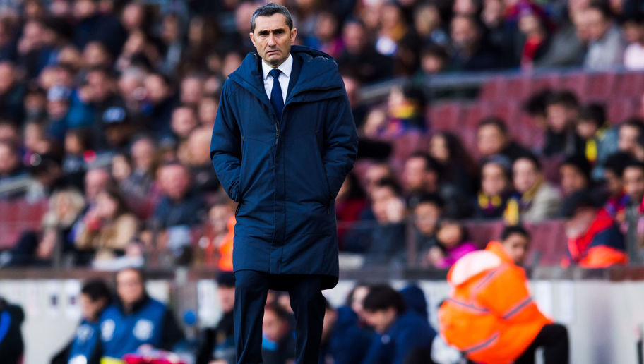Ernesto Valverde Insists He Is 'Not Afraid' of Treble Pressure Following Athletic Club Win