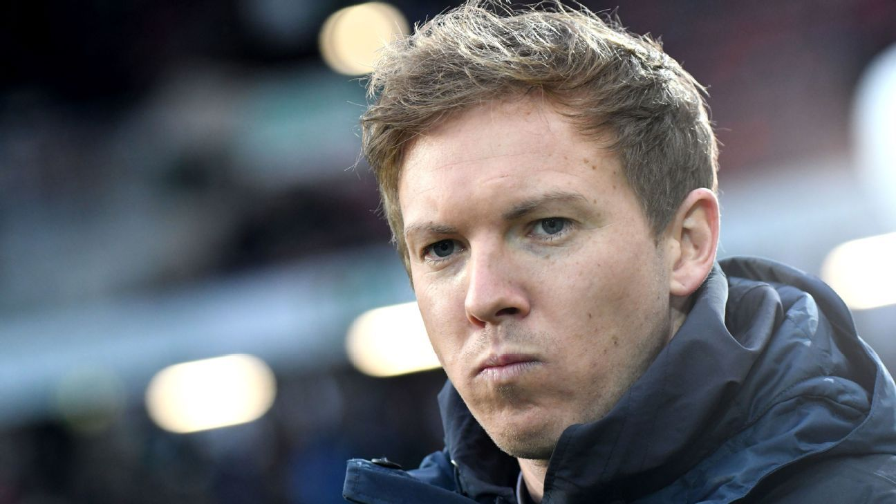 Max Eberl sorry for insulting Hoffenheim coach Julian Nagelsmann