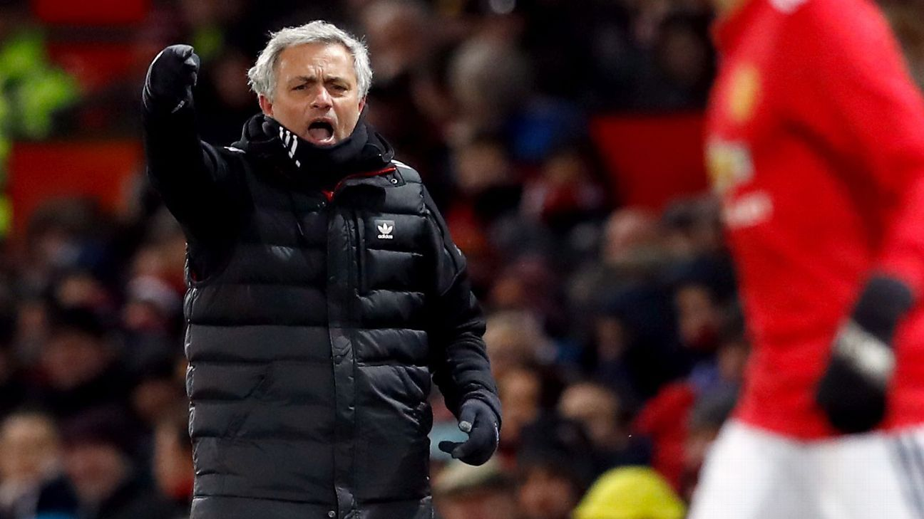 Jose Mourinho eyes Man United clear-out; Luke Shaw among exits - sources