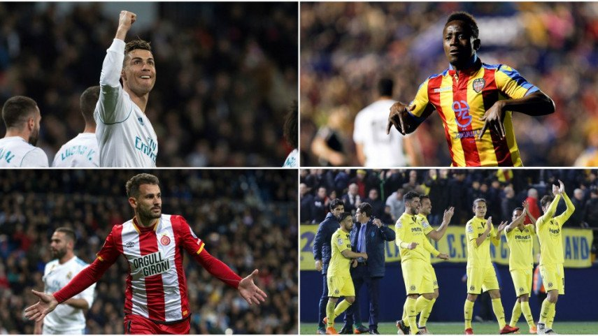 LaLigaSantander Matchday 29 in numbers