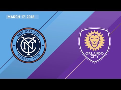 HIGHLIGHTS: New York City FC vs. Orlando City SC | March 17, 2018