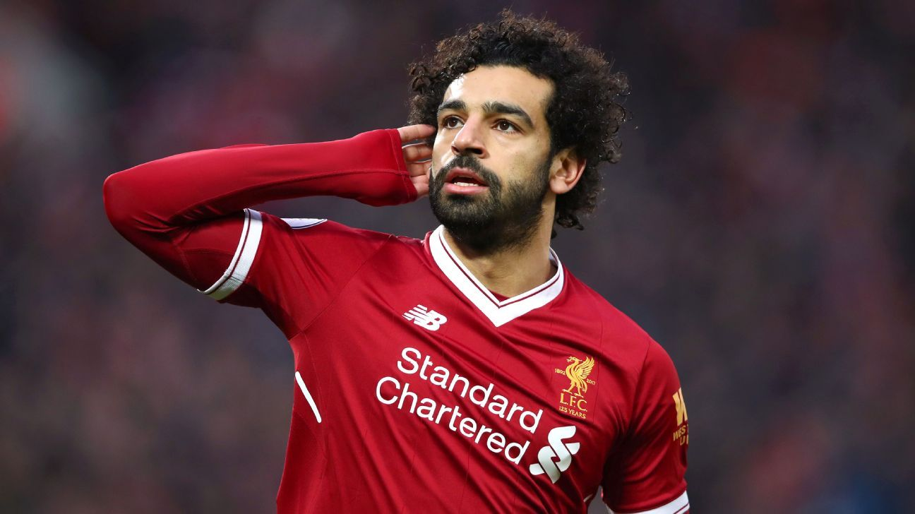 Mohamed Salah determined to set example for all of Egypt