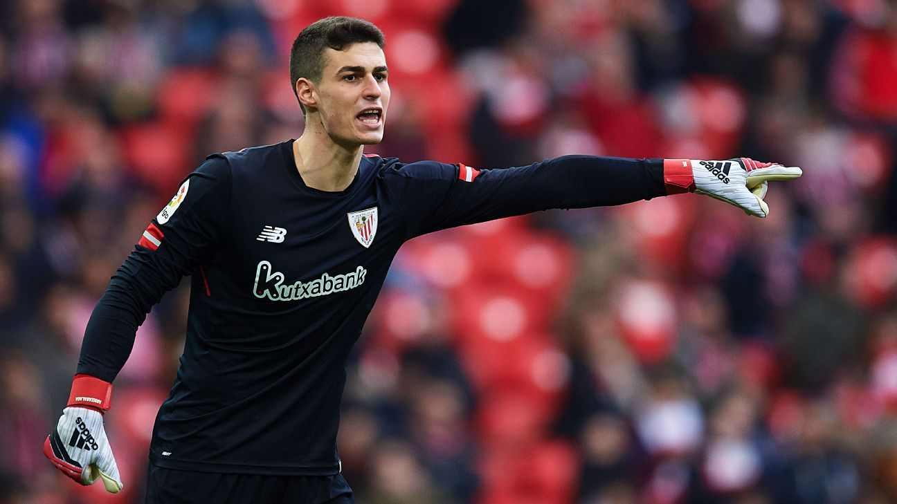 Kepa: Turning down Real Madrid helped World Cup chances